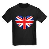 British flag Short sleeve