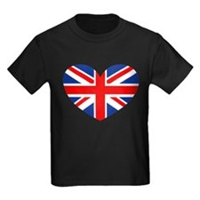 Cute British flag T