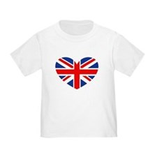 Cute British flag T