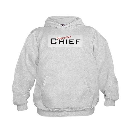 Disgruntled Chief Kids Hoodie