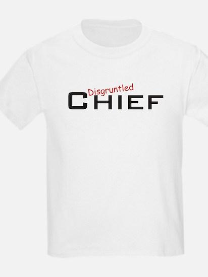Disgruntled Chief T-Shirt