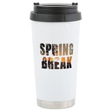 Cute Spring break 2011 Travel Mug