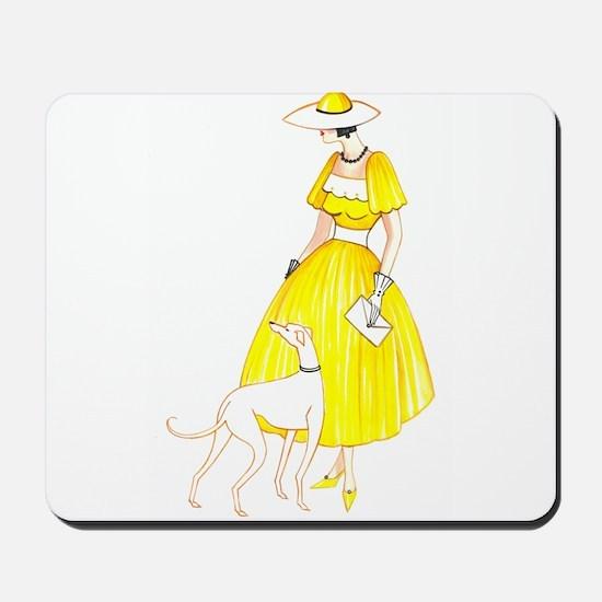 Lynnette Mousepad