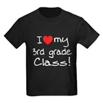 3rd Grade Class: Kids Dark T-Shirt