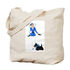 Renee and Scotty Tote Bag