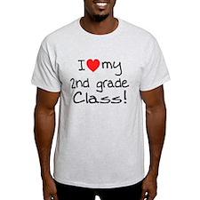 2nd Grade Class: T-Shirt