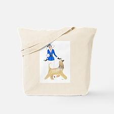 Renee and Ambrose Tote Bag