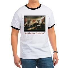 We declare freedom! T