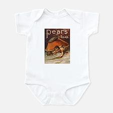 Creepy Baby Ad Infant Bodysuit