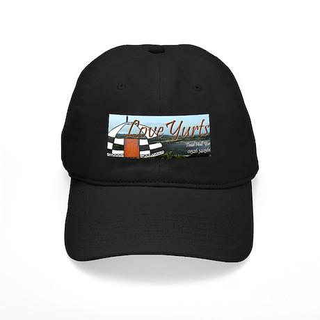 Toad Hall Yurts Black Cap