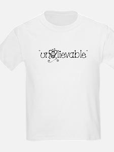 B/W UnBEElievable T-Shirt