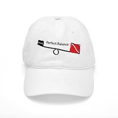 Perfect balance Baseball Cap