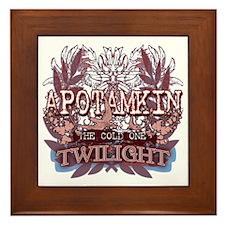 Twilight Apotamkin Framed Tile