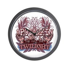Twilight Apotamkin Wall Clock