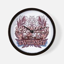 Twilight Apotamkin Wall Clock