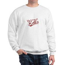 Gerardo's you lost me at hell Sweatshirt