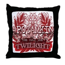 Apotamkin Red Throw Pillow