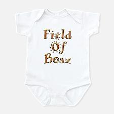 Field Of Boaz Design 5 Infant Bodysuit