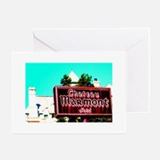 Unique Hollywood Greeting Card