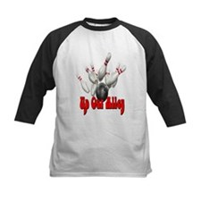 Up Our Alley Bowling Tee