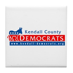 KCDCC Tile Coaster