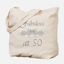 Fabulous At 50 Years Old Tote Bag