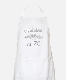 Fabulous At 70 Years Old Apron