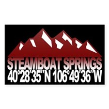 Steamboat Springs Bumper Stickers