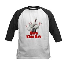 Sofa King Bad Bowling Tee
