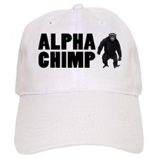 Alpha Chimp Baseball Baseball Cap