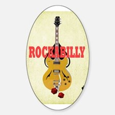 Rock-A-Billy Decal