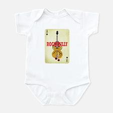 Rock-A-Billy Infant Bodysuit