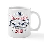 rhode island tea party Mug