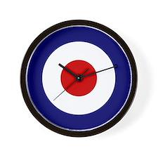 Cute Raf roundel Wall Clock