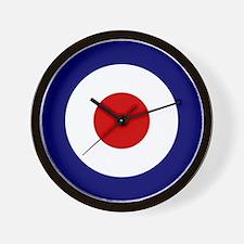 Cute Targets Wall Clock