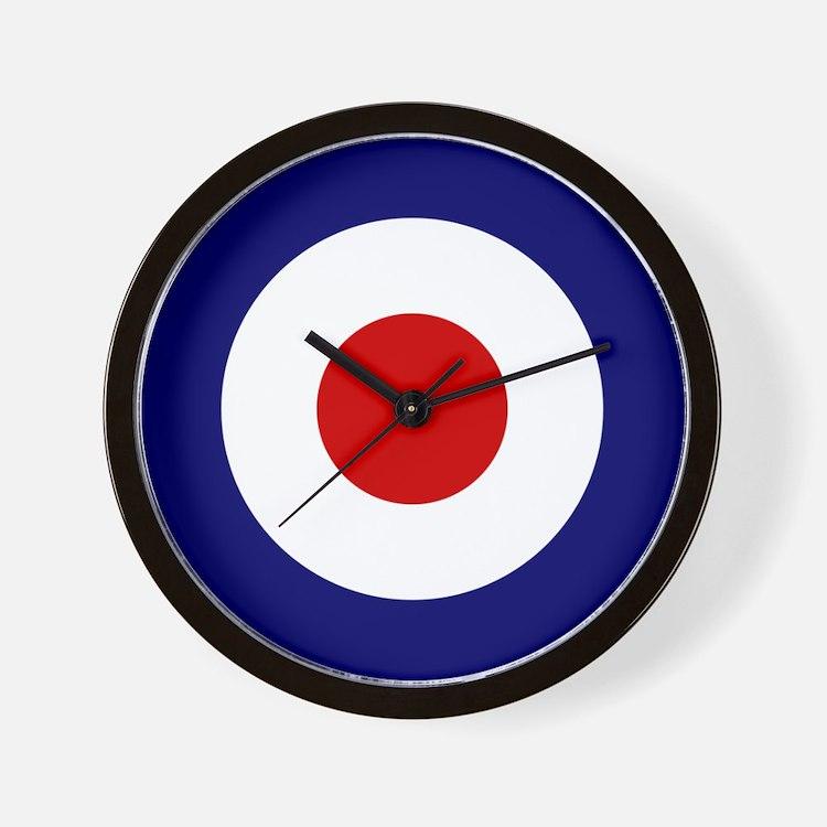 mod target clocks mod target wall clocks large modern