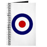 Mod target Journals & Spiral Notebooks