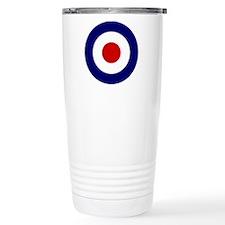 Mod Target Thermos Mug