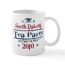 north dakota tea party Mug