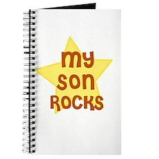 MY SON ROCKS Journal