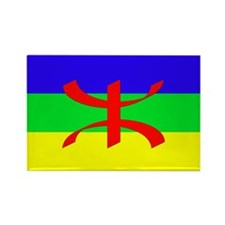 Amazigh Rectangle Magnet