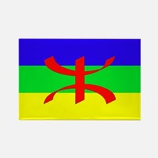 Amazigh Rectangle Magnet