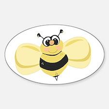 Cheery Bee Rosey Cheeks Decal