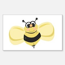Cheery Bee Rosey Cheeks Decal