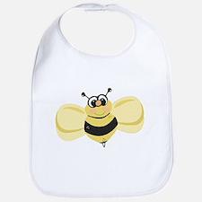 Cheery Bee Rosey Cheeks Bib