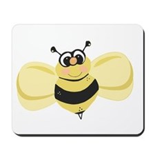 Cheery Bee Rosey Cheeks Mousepad