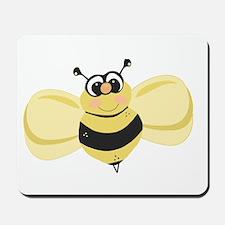 Cheery Bee Rosey Cheeks Mousepad