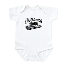 Harmonica Hero Infant Bodysuit