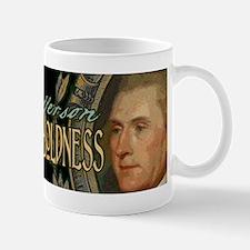 Thomas Jefferson - Question w Mug