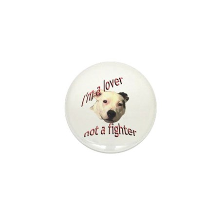 Moo the Pitboo Spreads Dog Fi Mini Button (10 pack